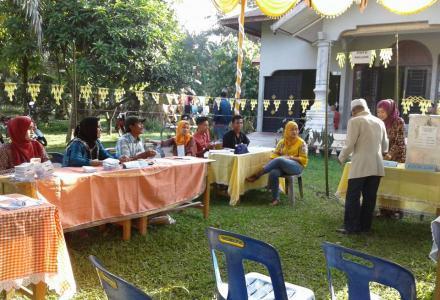 Pemilukada Serentak 2015 Besar II Terjun dimenangkan Incambent