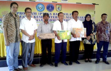 Program IPTEK bagi Wilayah Peningkatan Kesejahteraan Masyarakat Kab. Serdang Bedagai berbasis IPTEK