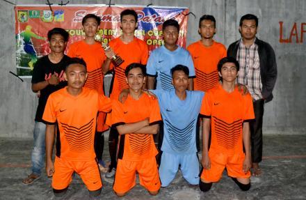 DESTER FC RAIH JUARA